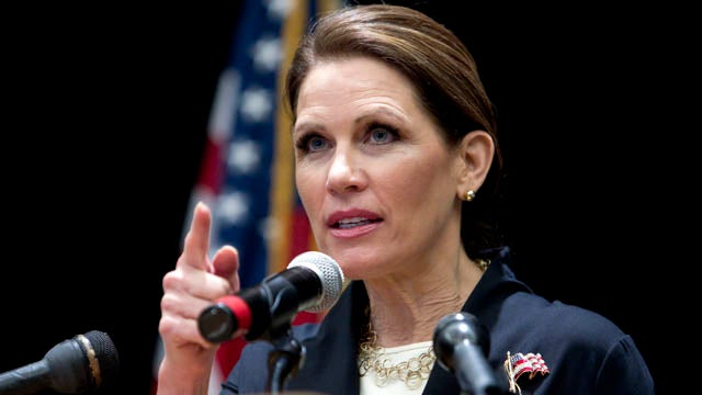 Michele Bachmann Explains Nice Girls Don't Ask Boys On Dates