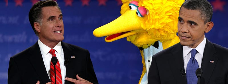 Mitt Romney's Cokeface, and Other Interesting Moments From Last Night's Boring Ass Debate