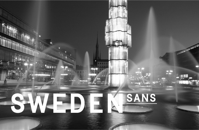 Why Sweden Commissioned Its Own Typeface