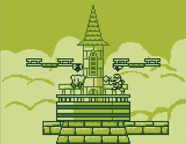 Super Smash Bros. 'De-made' For Game Boy Looks Crazy Enough To Work
