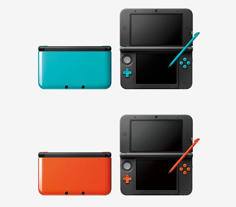 Nintendo Has Limited Edition 3DS XLs. They're Pretty Hot.