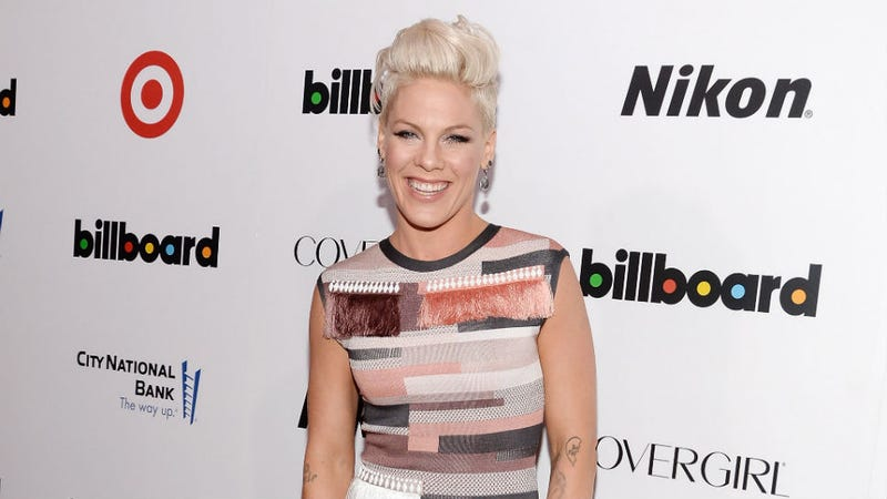 'Women are Running Shit': P!nk, Billboard's Woman of the Year