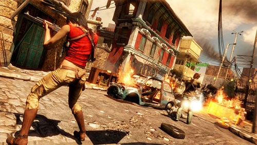 More Maps And Modes For Uncharted 2 Multiplayer