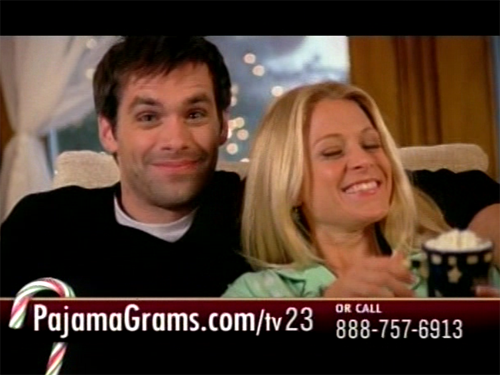 "PajamaGrams: ""The One Gift Guaranteed To Get Women To Take Their Clothes Off!"""