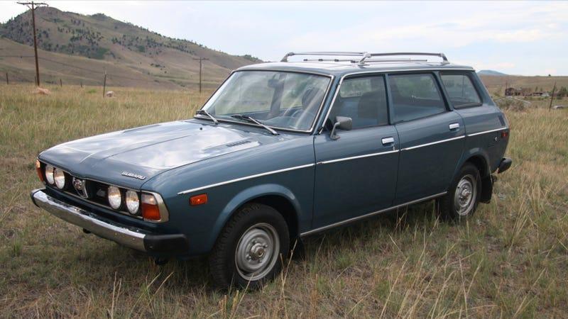 1978 Subaru GL Wagon: Pictures