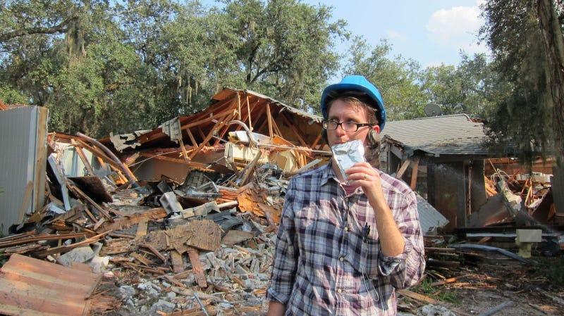 Richard Hammond's Crash Course: Exclusive Set Photos