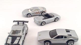 More Ferrari's!