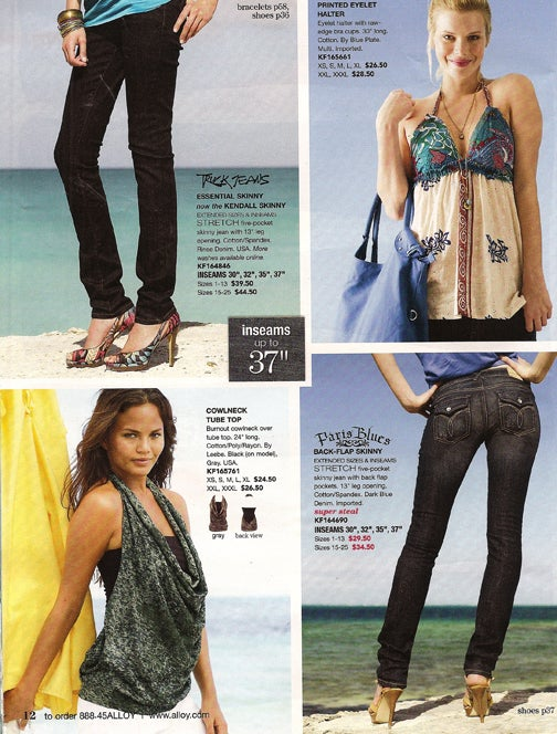Teen Dreams: The Best Stuff From Delia's & Alloy