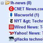 Better GReader Gets Favicons