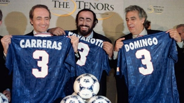 "Sepp Blatter's ""Council of Wisdom"" May Include...Placido Domingo?"