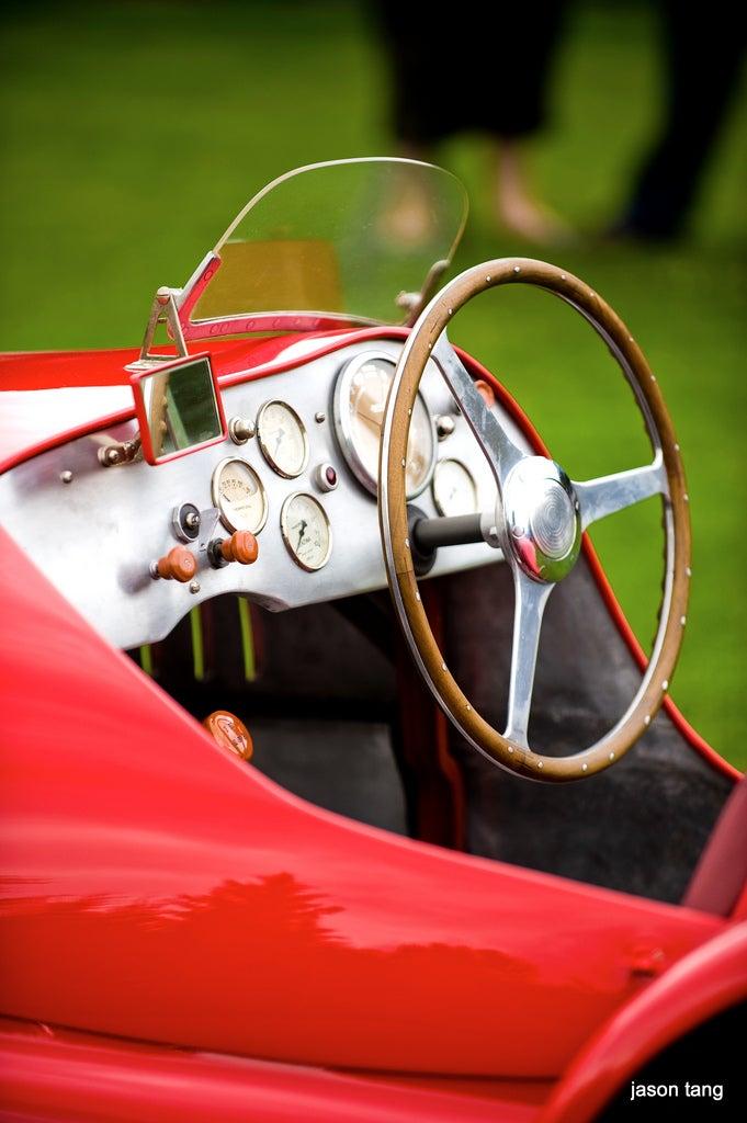 1947 Ferrari 166 Corsa Spyder: Oldest Complete Ferrari Mega-Gallery