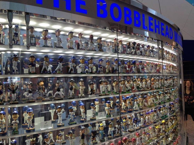 Nice Of Marlins Park To Include A Bobblehead Hall Of Nightmares