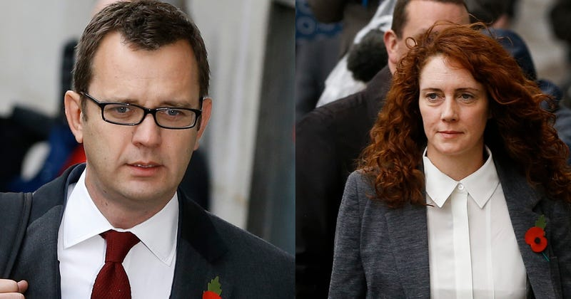 Rebekah Brooks and Andy Coulson Had Six-Year Affair