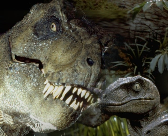 The Jurassic Park Theme Slowed 1000% Is a T-Rex on Valium