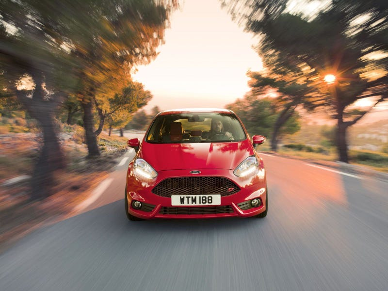 Ford Fiesta ST: First Photos