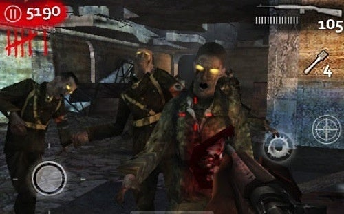 Dev Eyes Call of Duty: World at War for iPhone