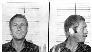 McQueen's mugshot for DD in anchorage. So pathetic.