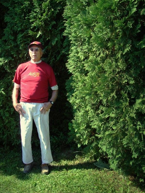 Mort Zuckerman Pitches, Ken Auletta Catches