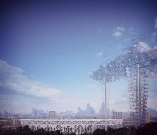 Digital Cloud Could Be London's Next Monument