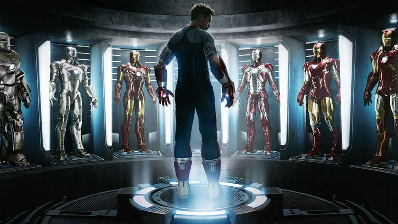 Iron Man 3 and the Uneventful Event Movie