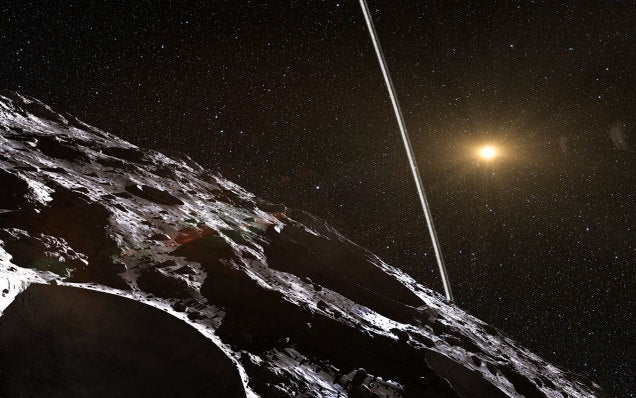 We've Discovered the First Asteroid with Rings