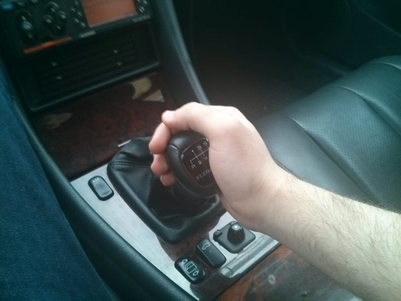 What does your shifter look like?
