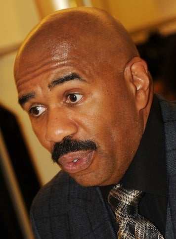 Why Steve Harvey Is Only Giving Women Love Advice