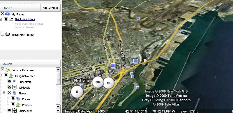Google Earth 5.1 Speeds Up Your World Browsing