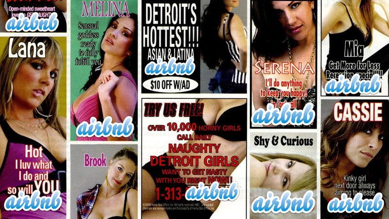 Prostitutes Turn Airbnb Apartment Into Brothel