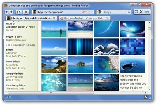 Most Popular Firefox Extensions and Themes of 2009