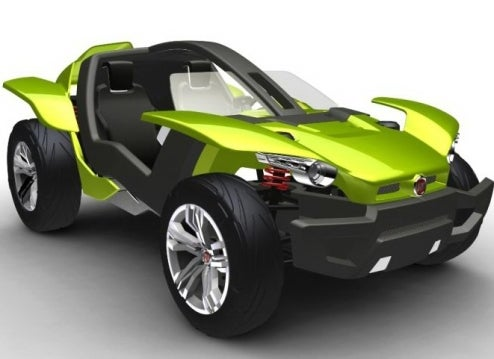 Fiat Bugster Concept Heading For Minor Brazilian Auto Show