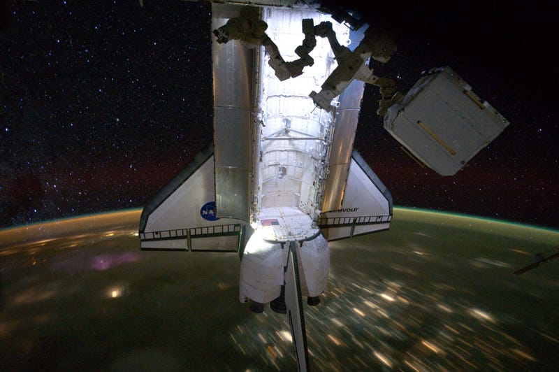 Fall in love with the Space Shuttle Endeavour one last time