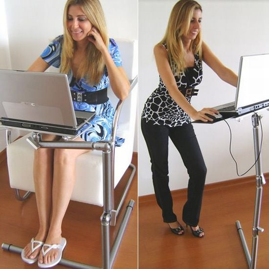 Nottable Laptop Stand Can Do It In Any Position