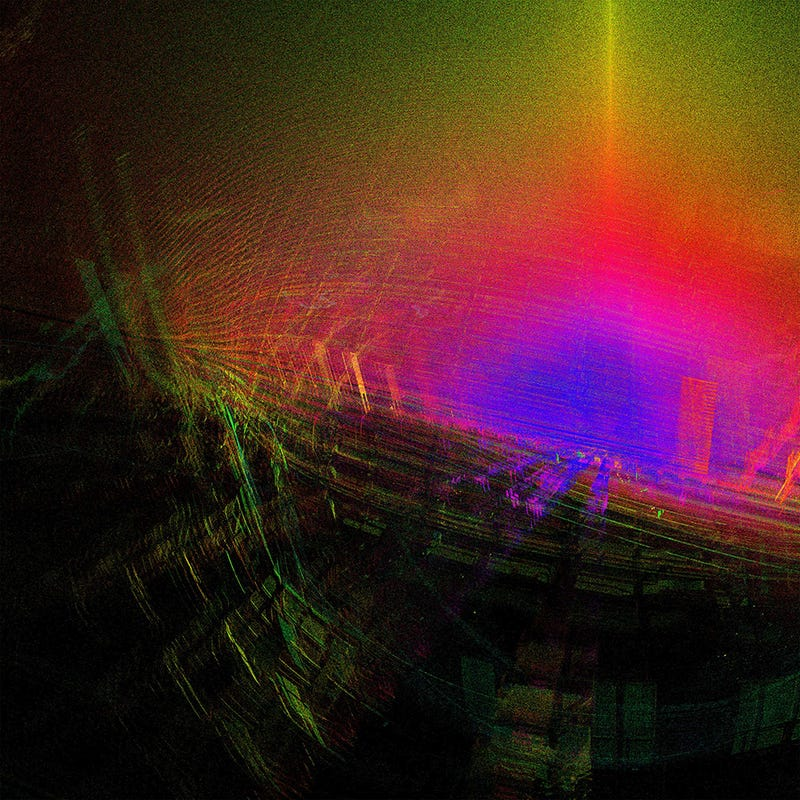 The Gorgeous Tics And Errors of Laser Scanning Gone Wrong
