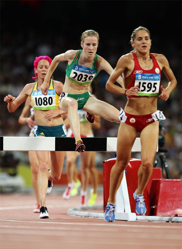 Golden Girls: Victoria Mitchell, Fionnuala Britton, Rosa Maria Morato