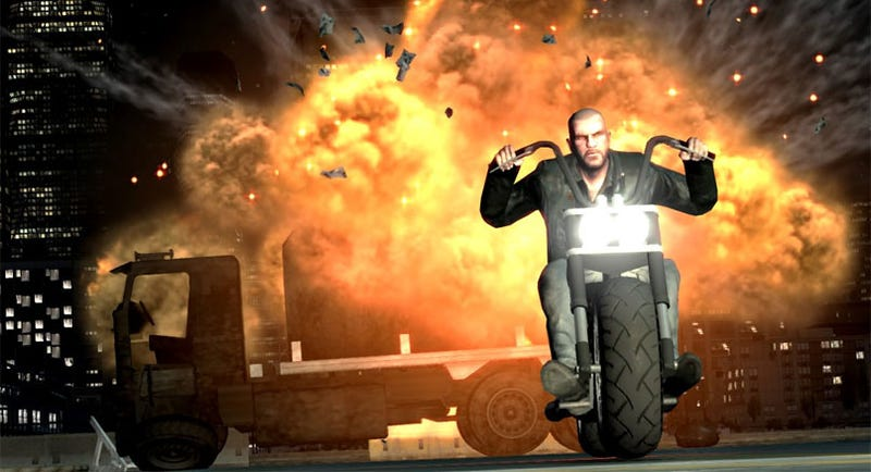 GTAIV: The Lost And The Damned Is Out