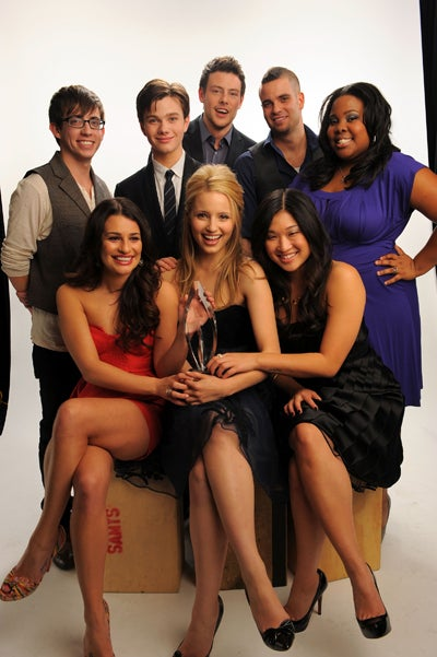 Your Favorite Glee Stars Actually Aren't Leaving The Show