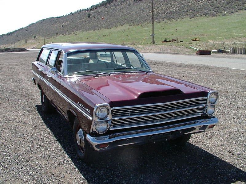 1966 Fairlane Wagon!