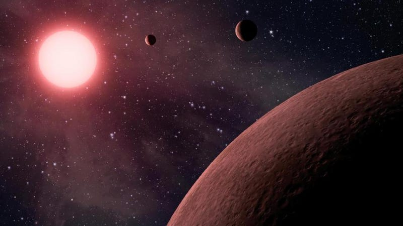 How two-tone stars could guide us to exoplanets