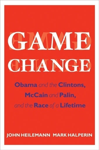 Game Change Authors Admit They Were Trying to Bait Palin and Steve Schmidt
