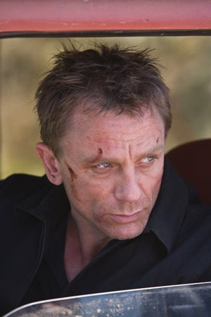 Daniel Craig Injured, In Need Of Some (Medical) Attention