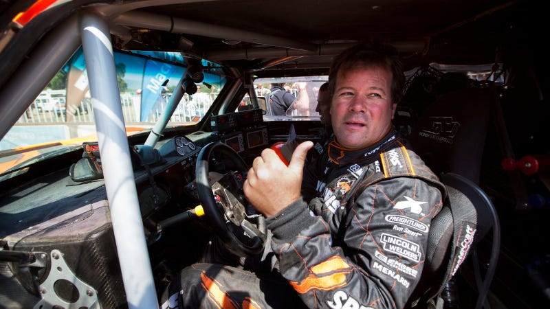 Robby Gordon Live Q&A Here Today, 1 PM EST