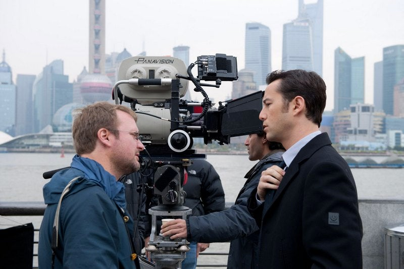 Rian Johnson shares the gritty details you should be looking for in Looper's dystopian future