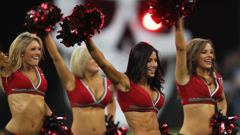 Former Tampa Bay Bucs Cheerleader Sues Team For Wage Theft