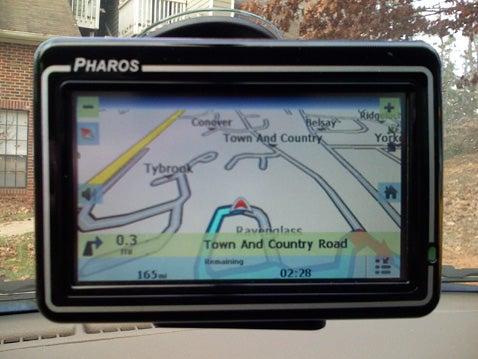 Lightning Round: Pharos Drive GPS 250