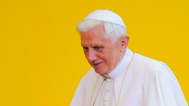 The Pope Would Like You To Be Yourself Online