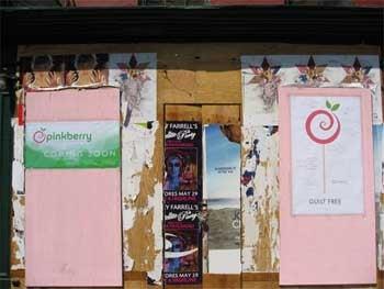 Pinkberry To Rise In NoLita!