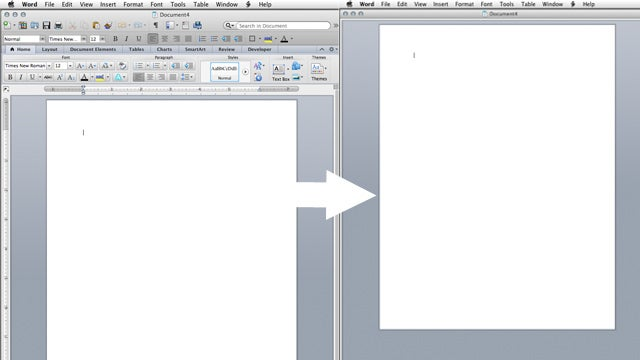 Cut the Visual Clutter from Word and Make It Easier and Faster to Use