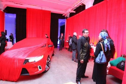 Kia Koup Concept Teased At New York Auto Show Soiree