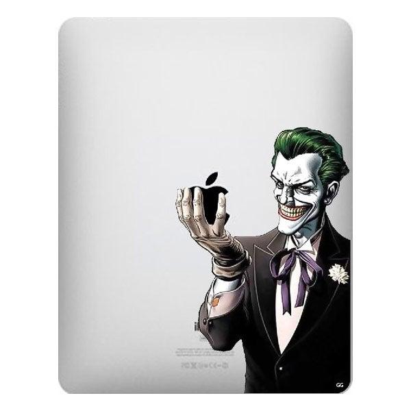 The Joker's iPad